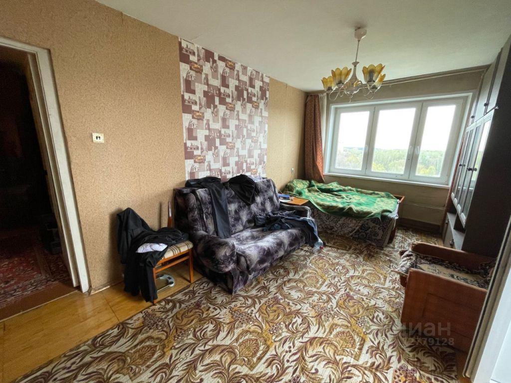 Продажа двухкомнатной квартиры Балашиха, метро Щелковская, Солнечная улица 9, цена 6500000 рублей, 2021 год объявление №617535 на megabaz.ru