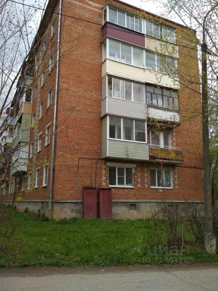 Продажа однокомнатной квартиры Волоколамск, метро Тушинская, Рижское шоссе 19, цена 2100000 рублей, 2021 год объявление №618425 на megabaz.ru