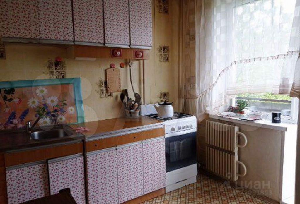 Продажа однокомнатной квартиры Егорьевск, улица 50 лет ВЛКСМ 4, цена 1950000 рублей, 2021 год объявление №633250 на megabaz.ru