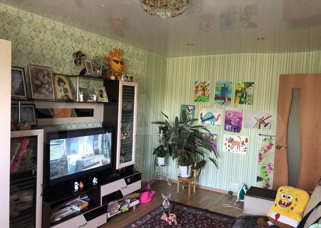Продажа двухкомнатной квартиры поселок Реммаш, Спортивная улица 1, цена 2650000 рублей, 2021 год объявление №637249 на megabaz.ru
