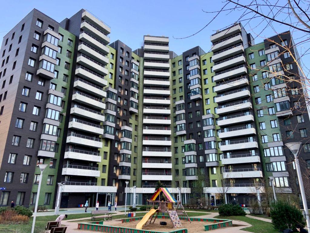 Продажа двухкомнатной квартиры деревня Подолино, улица Некрасова 8, цена 5900000 рублей, 2021 год объявление №616025 на megabaz.ru