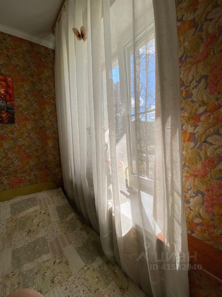 Продажа трёхкомнатной квартиры Хотьково, метро Комсомольская, улица Калинина 9А, цена 3900000 рублей, 2021 год объявление №617638 на megabaz.ru