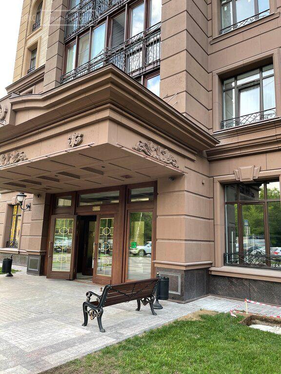 Продажа трёхкомнатной квартиры Москва, метро Полежаевская, Хорошёвское шоссе 25Ак3, цена 38000000 рублей, 2021 год объявление №633041 на megabaz.ru