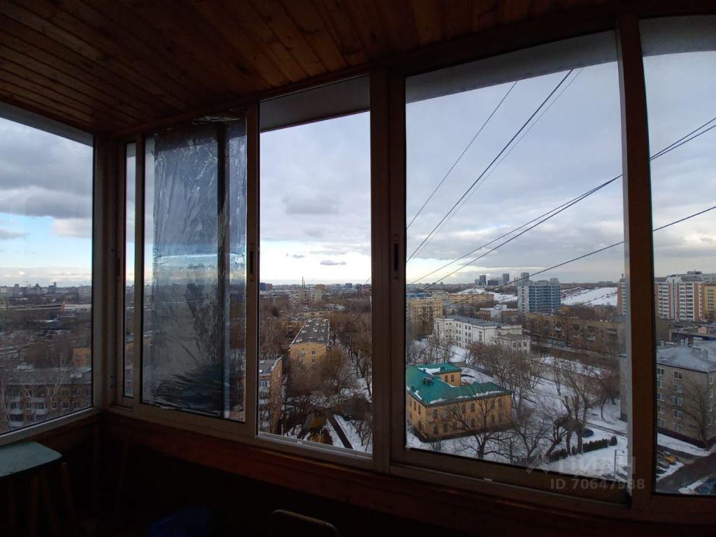 Продажа двухкомнатной квартиры Москва, метро Нагорная, Нагорная улица 20к5, цена 10950000 рублей, 2021 год объявление №617684 на megabaz.ru