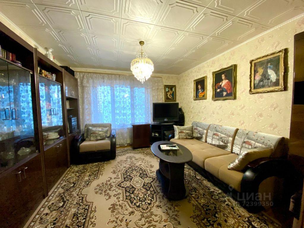 Продажа трёхкомнатной квартиры Котельники, метро Жулебино, Новая улица 11, цена 8700000 рублей, 2021 год объявление №612962 на megabaz.ru