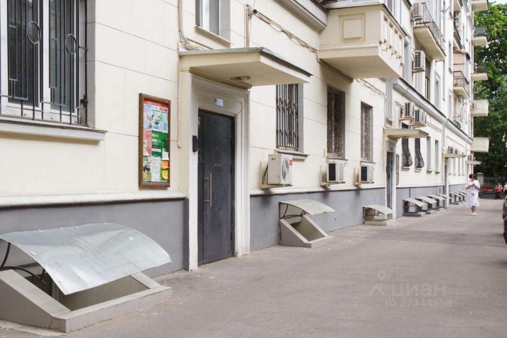 Продажа однокомнатной квартиры Москва, метро Парк культуры, Кропоткинский переулок 14, цена 32000000 рублей, 2021 год объявление №630108 на megabaz.ru
