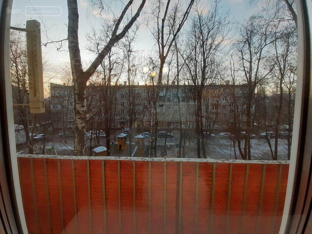 Продажа двухкомнатной квартиры Москва, метро Октябрьское поле, 1-й Волоколамский проезд 8к2, цена 10450000 рублей, 2021 год объявление №645886 на megabaz.ru