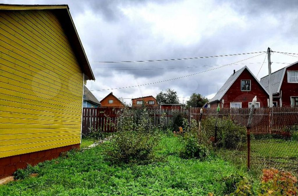 Продажа дома деревня Семенково, цена 1190000 рублей, 2021 год объявление №690236 на megabaz.ru