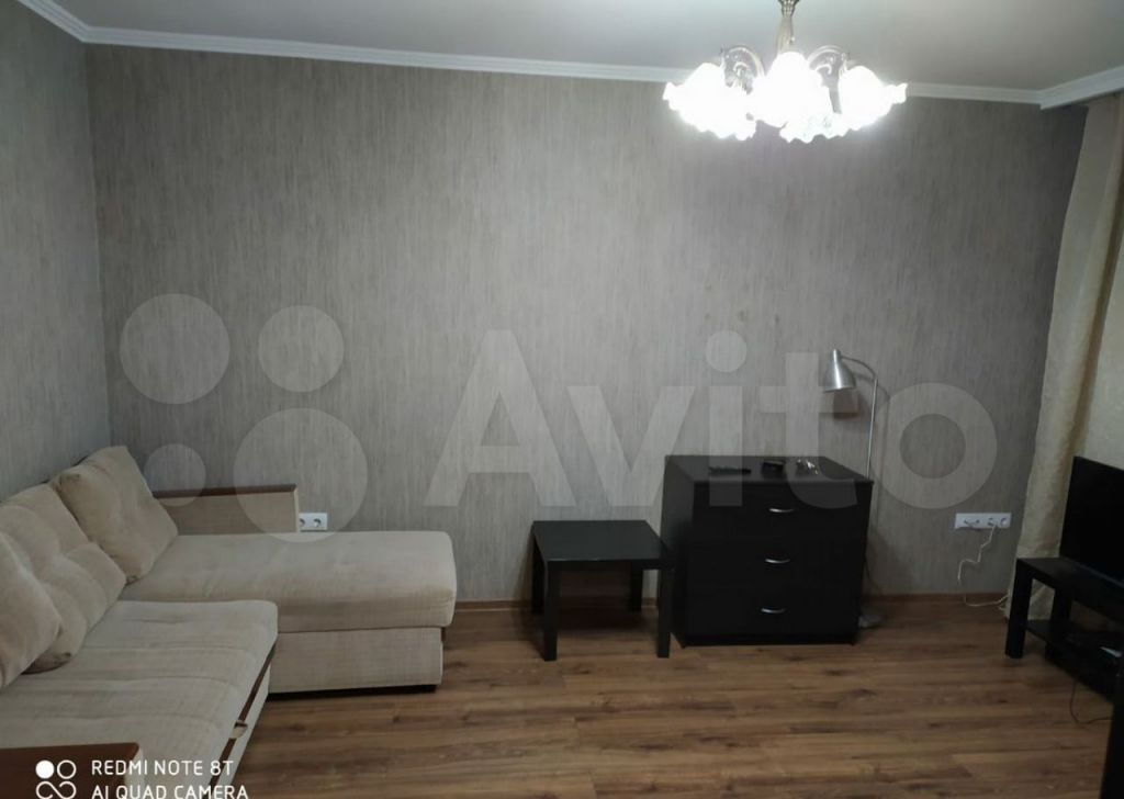 Аренда однокомнатной квартиры поселок Быково, Академическая улица 8, цена 22000 рублей, 2021 год объявление №1387986 на megabaz.ru