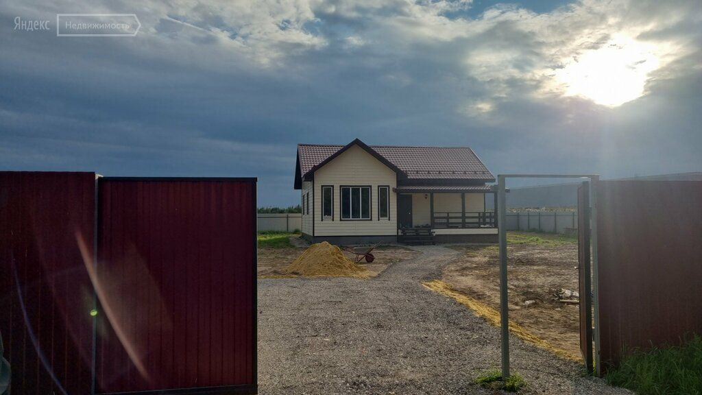 Продажа дома село Софьино, цена 6950000 рублей, 2021 год объявление №691303 на megabaz.ru