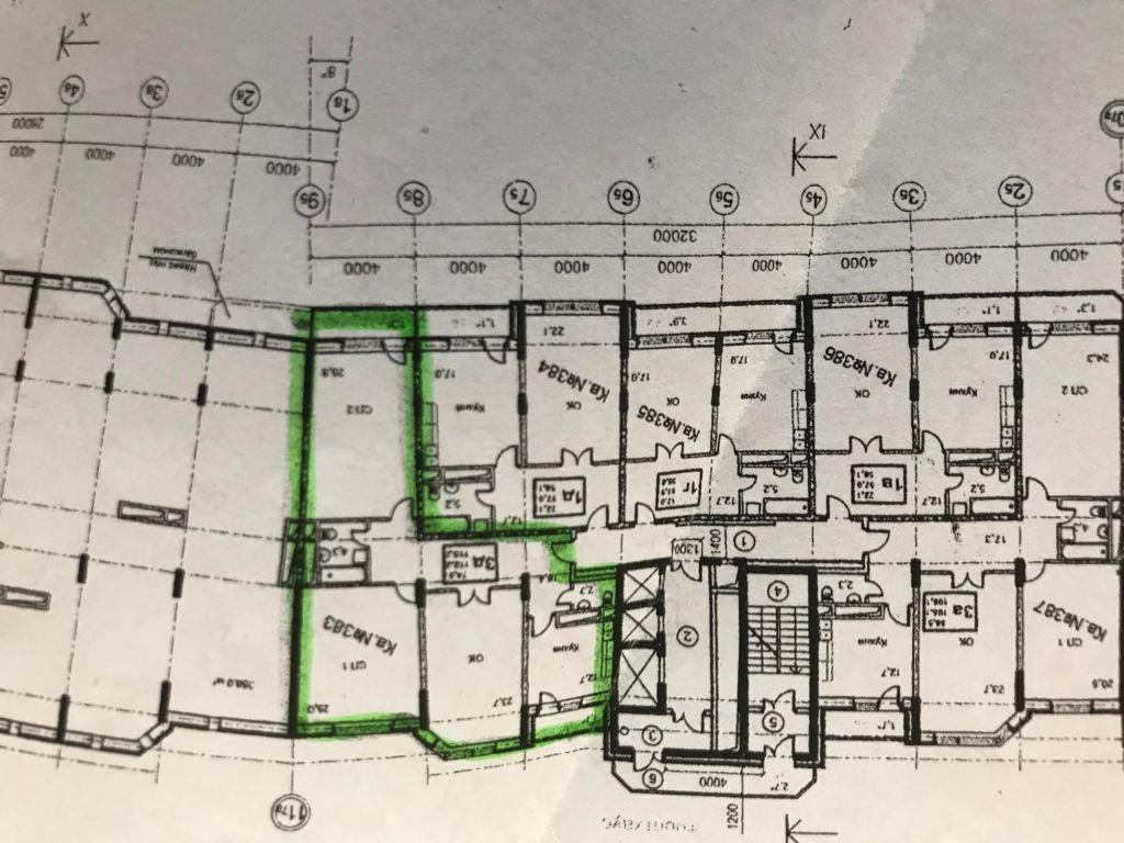Продажа трёхкомнатной квартиры Котельники, цена 11490000 рублей, 2020 год объявление №503589 на megabaz.ru
