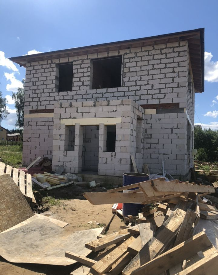 Продажа дома деревня Шолохово, цена 8500000 рублей, 2020 год объявление №451154 на megabaz.ru