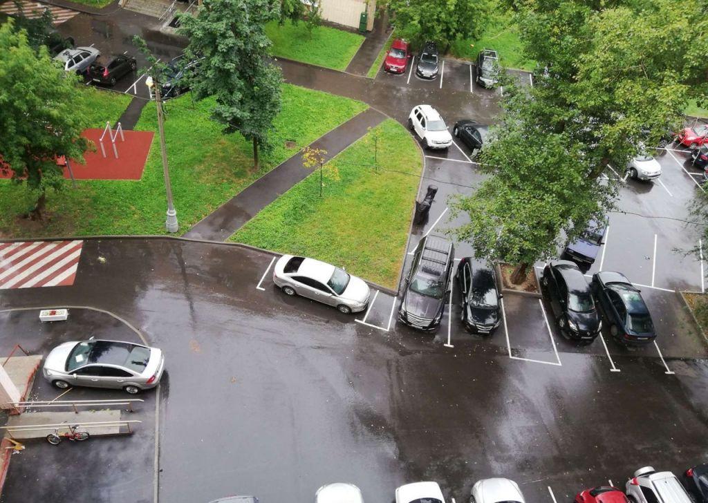 Продажа однокомнатной квартиры Москва, метро Автозаводская, Ослябинский переулок 3, цена 5670000 рублей, 2021 год объявление №475589 на megabaz.ru