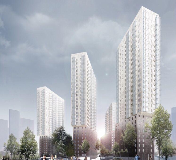 Продажа двухкомнатной квартиры Москва, метро Площадь Ильича, цена 12600000 рублей, 2021 год объявление №432659 на megabaz.ru