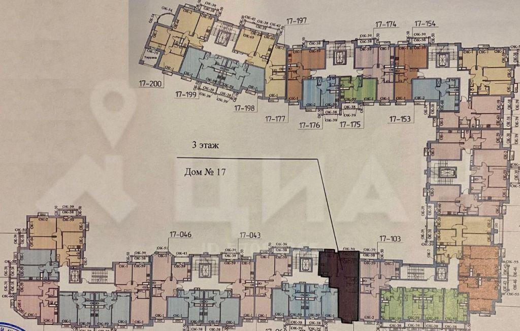 Продажа двухкомнатной квартиры село Лайково, метро Славянский бульвар, цена 4000000 рублей, 2020 год объявление №482736 на megabaz.ru