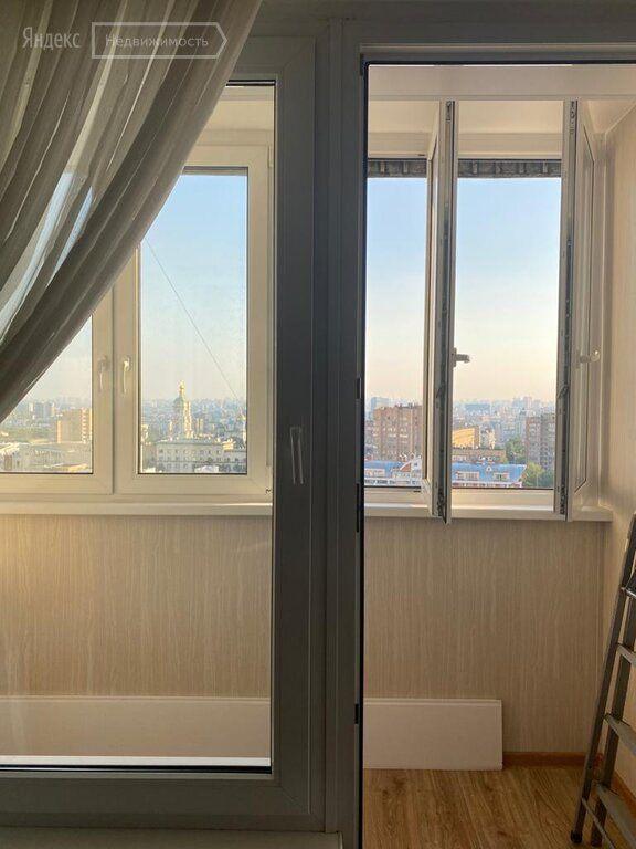Аренда трёхкомнатной квартиры Москва, метро Крестьянская застава, Марксистская улица 5, цена 80000 рублей, 2021 год объявление №1414271 на megabaz.ru