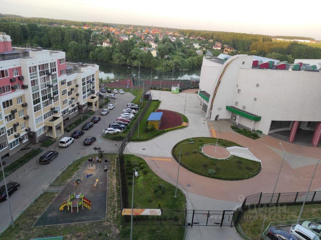 Продажа однокомнатной квартиры деревня Сапроново, метро Домодедовская, цена 5800000 рублей, 2021 год объявление №638841 на megabaz.ru
