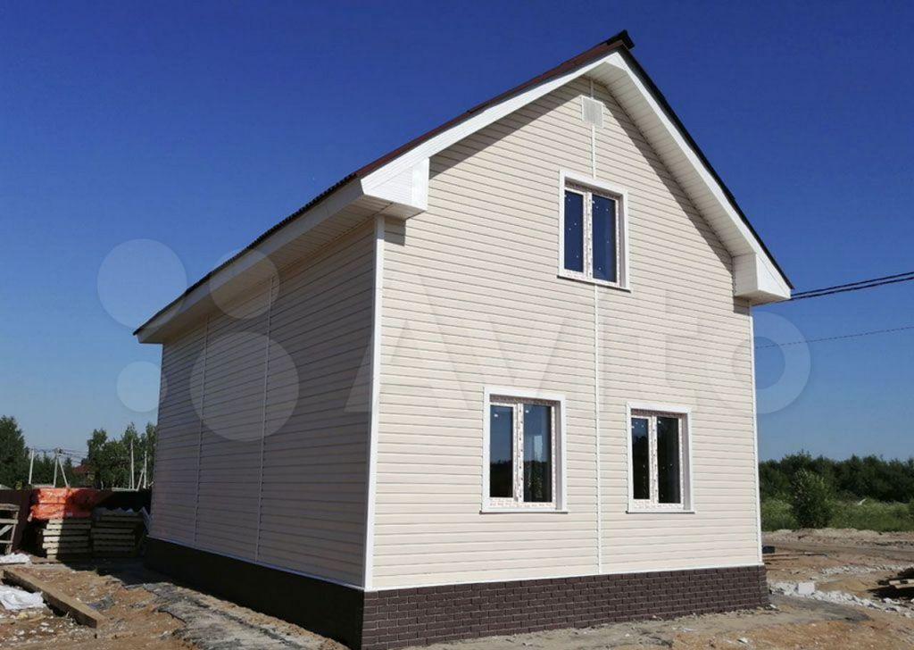 Продажа дома деревня Большие Жеребцы, Солнечная улица, цена 4890000 рублей, 2021 год объявление №642778 на megabaz.ru