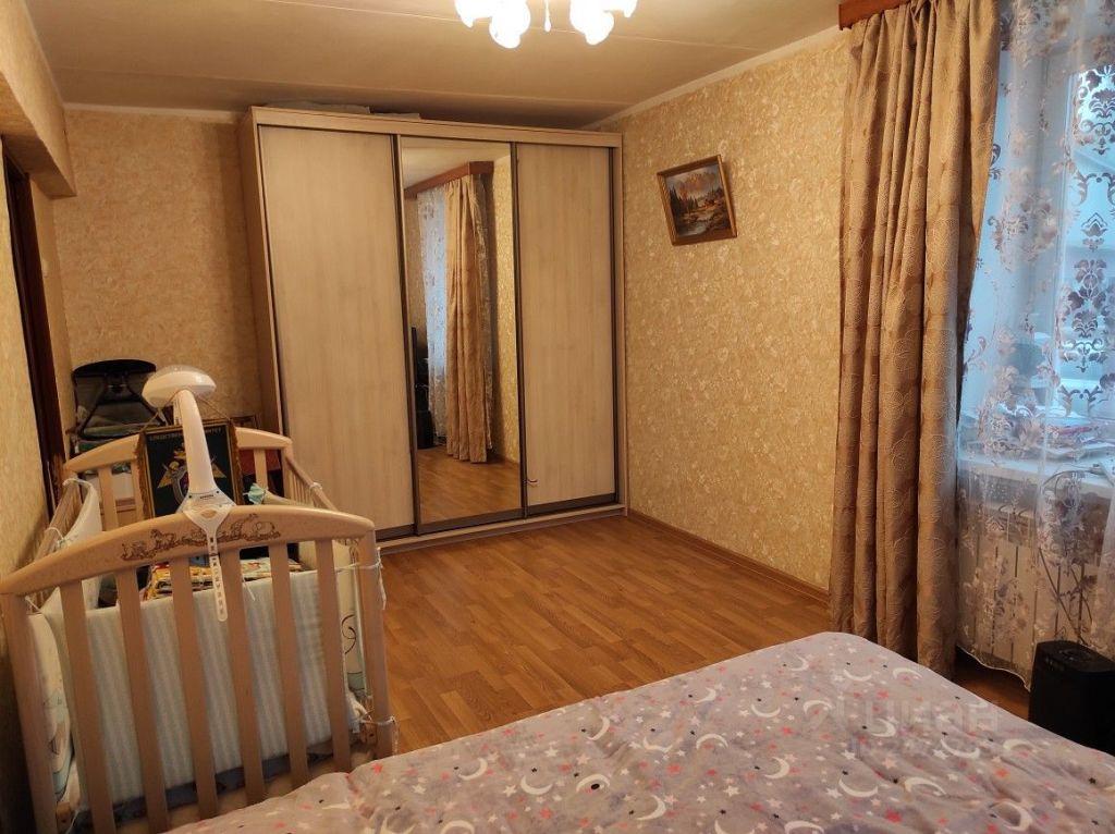 Продажа двухкомнатной квартиры Москва, метро Каширская, Каширское шоссе 48к1, цена 9000000 рублей, 2021 год объявление №616357 на megabaz.ru