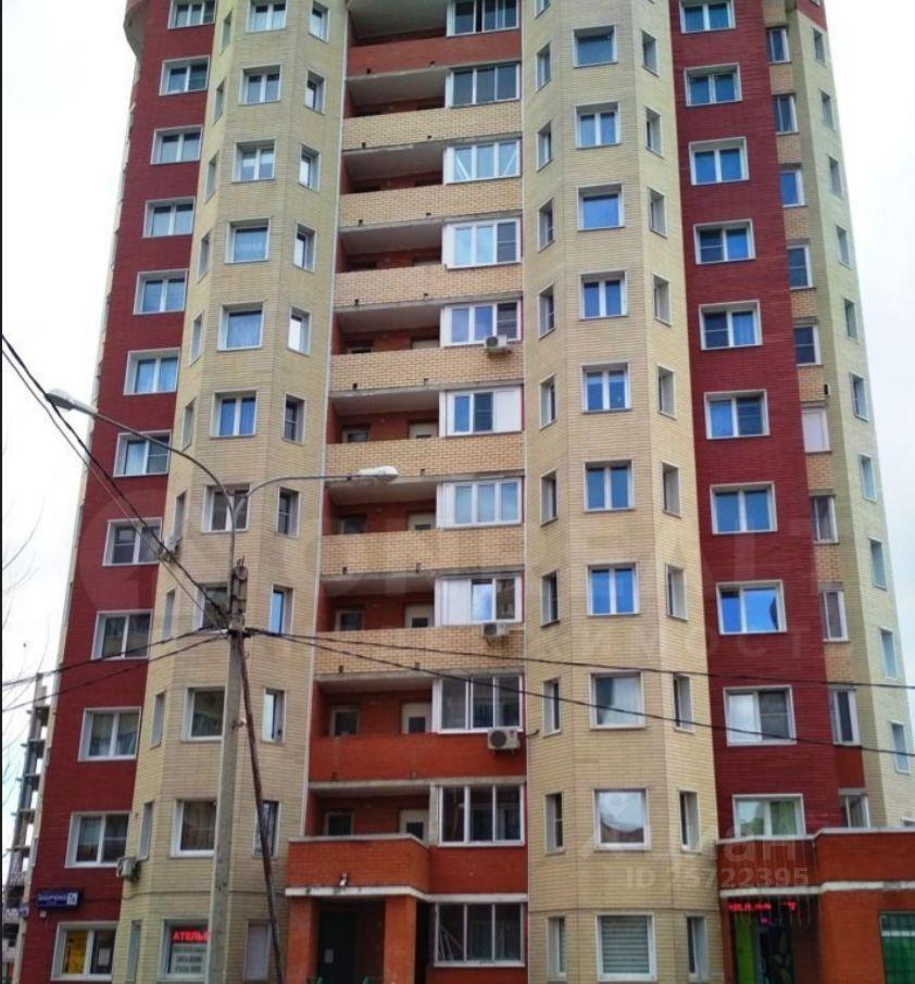 Продажа однокомнатной квартиры Электросталь, улица Захарченко 7А, цена 4400000 рублей, 2021 год объявление №617884 на megabaz.ru