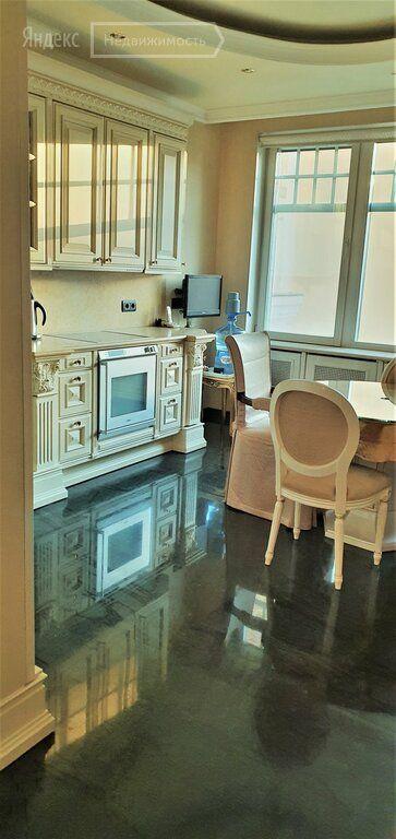 Продажа трёхкомнатной квартиры Москва, метро Смоленская, 1-й Смоленский переулок 17, цена 135000000 рублей, 2021 год объявление №685890 на megabaz.ru
