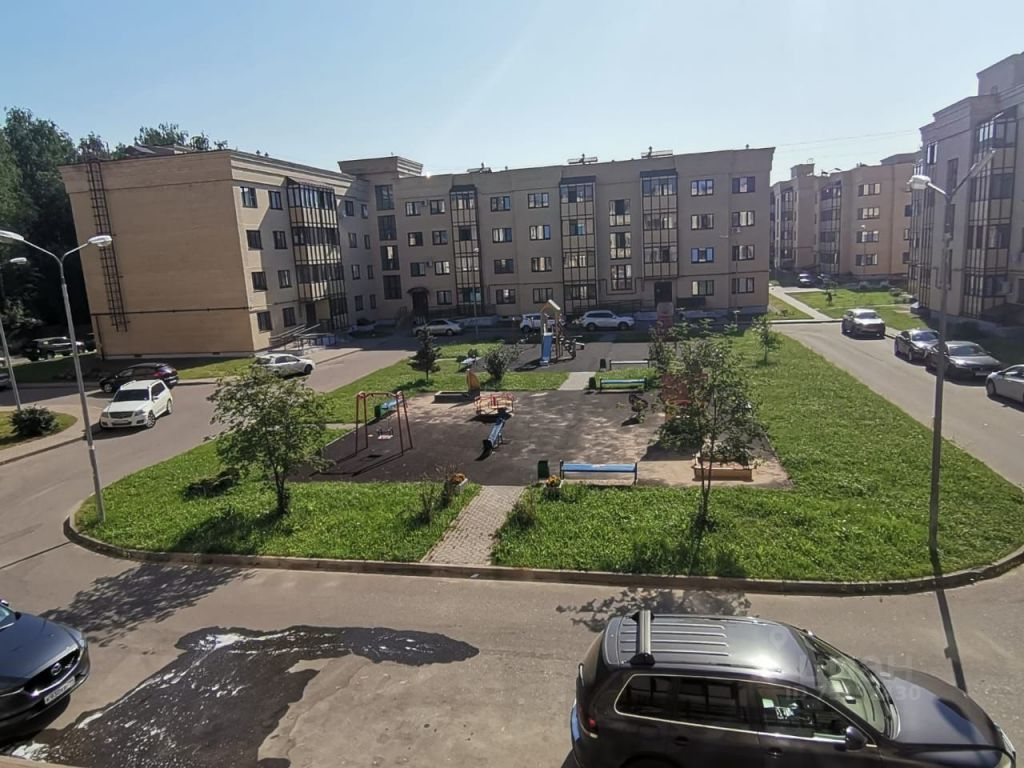 Аренда однокомнатной квартиры деревня Исаково, Рябиновая улица 9, цена 25000 рублей, 2021 год объявление №1426582 на megabaz.ru