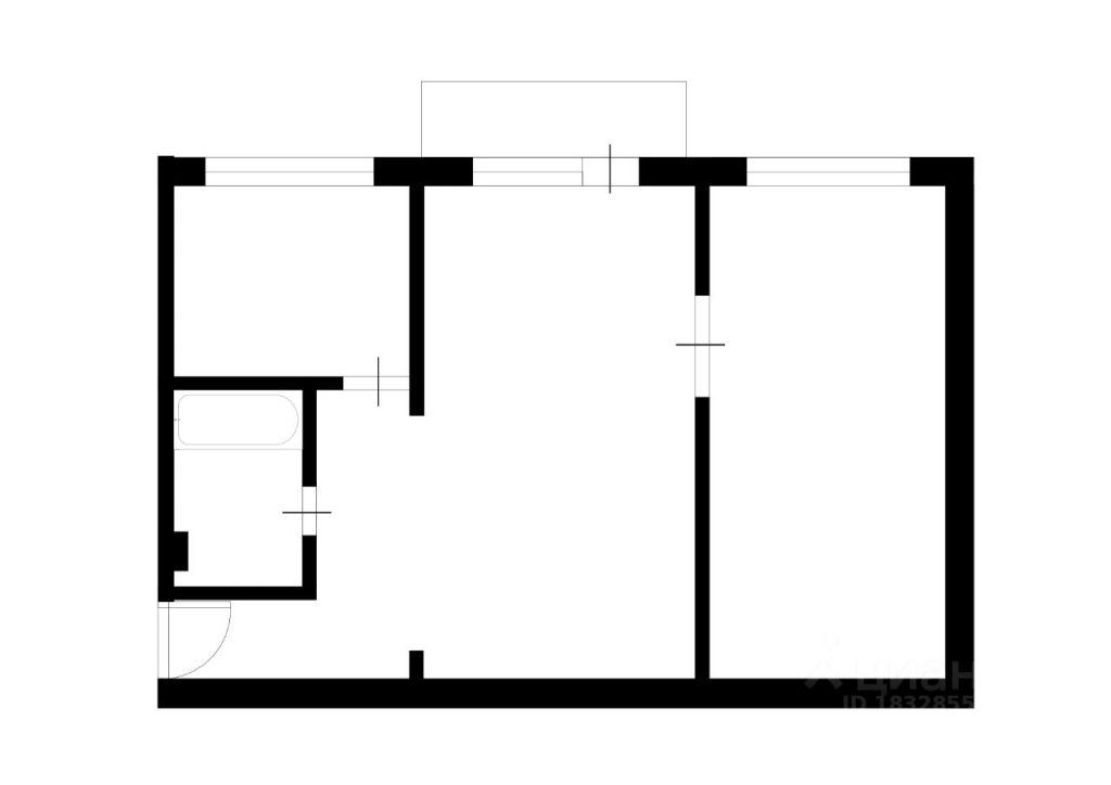 Продажа двухкомнатной квартиры Москва, метро Войковская, 3-я Радиаторская улица 11, цена 13900000 рублей, 2021 год объявление №619698 на megabaz.ru