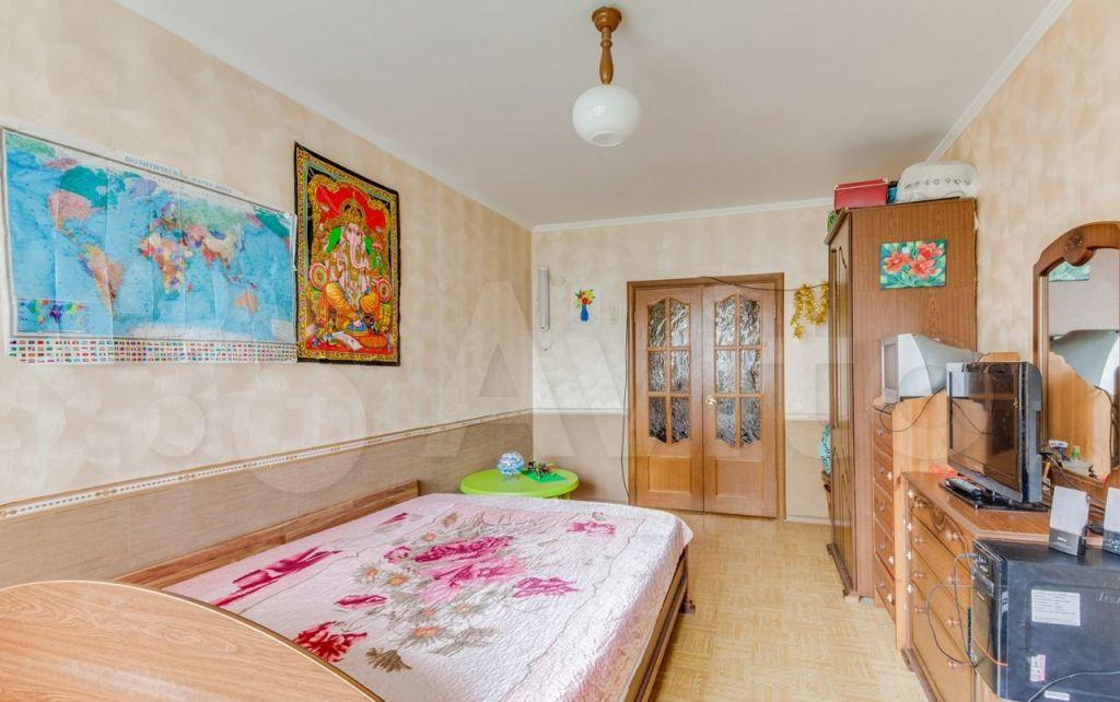 Продажа трёхкомнатной квартиры Москва, метро Борисово, улица Мусы Джалиля 4к2, цена 13999999 рублей, 2021 год объявление №638003 на megabaz.ru