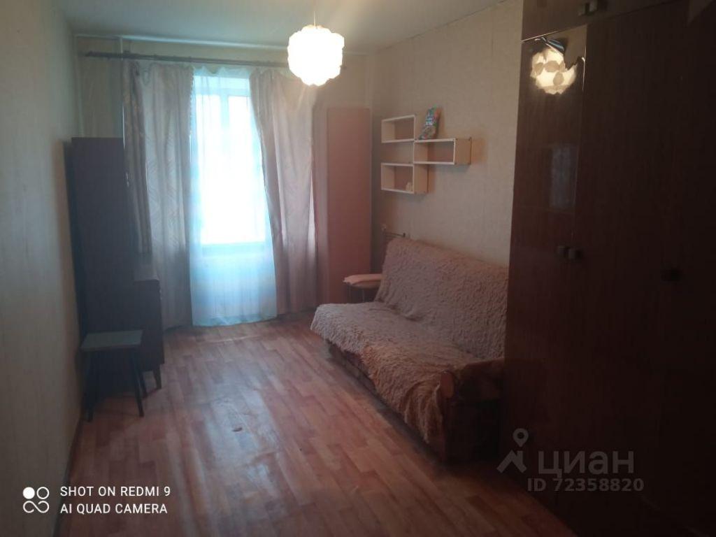 Продажа двухкомнатной квартиры Куровское, улица Пролетарка 18, цена 1650000 рублей, 2021 год объявление №612595 на megabaz.ru