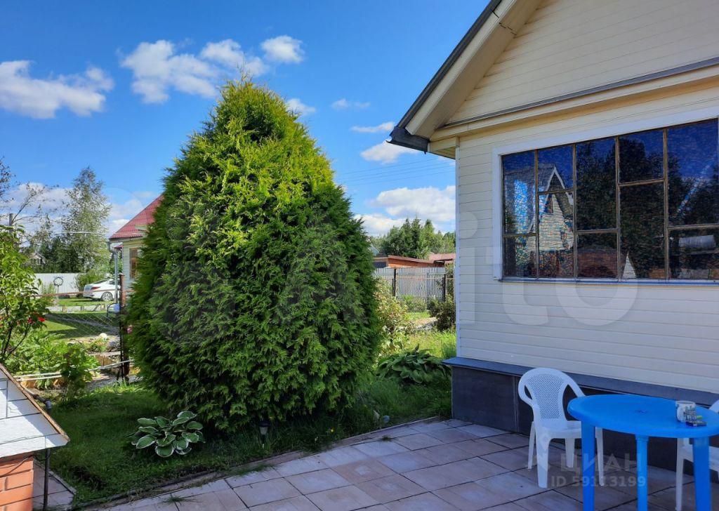 Продажа дома деревня Бельское, цена 1080000 рублей, 2021 год объявление №605983 на megabaz.ru