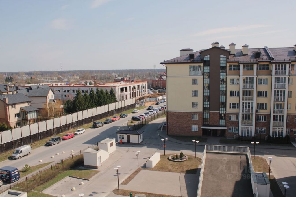 Продажа студии поселок Вешки, метро Алтуфьево, Лиственная улица 1, цена 13600000 рублей, 2021 год объявление №610042 на megabaz.ru