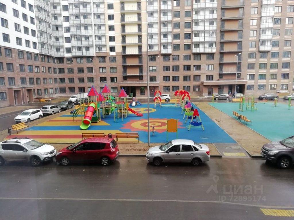 Аренда однокомнатной квартиры Балашиха, Безымянная улица 4, цена 20000 рублей, 2021 год объявление №1384647 на megabaz.ru