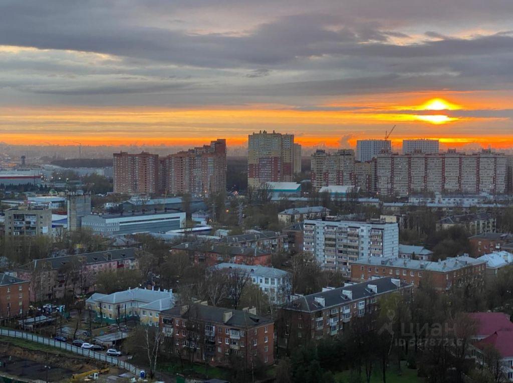 Продажа однокомнатной квартиры Котельники, цена 7300000 рублей, 2021 год объявление №618122 на megabaz.ru
