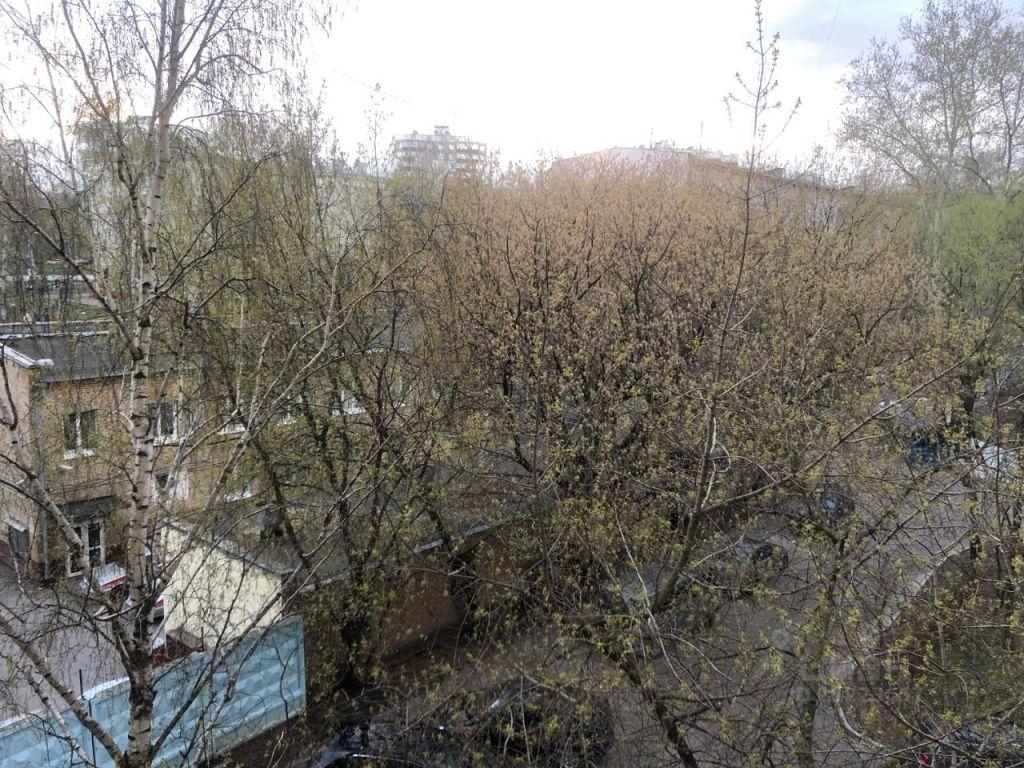 Продажа однокомнатной квартиры Москва, метро Нагорная, улица Ремизова 15к2, цена 10300000 рублей, 2021 год объявление №613708 на megabaz.ru