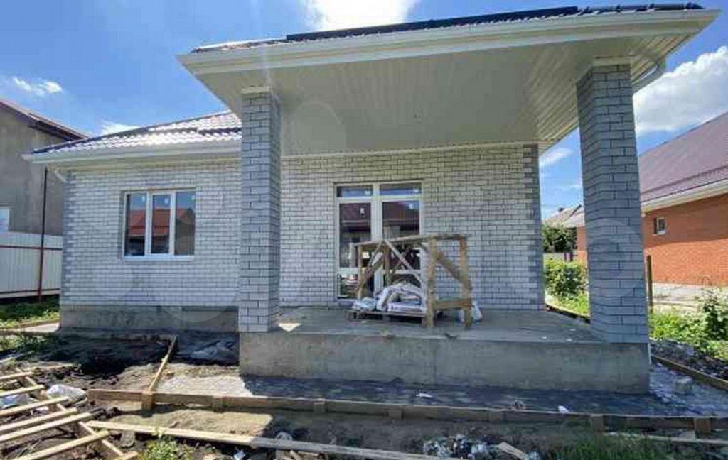 Продажа дома поселок Володарского, Зелёная улица 41, цена 4700000 рублей, 2021 год объявление №656941 на megabaz.ru
