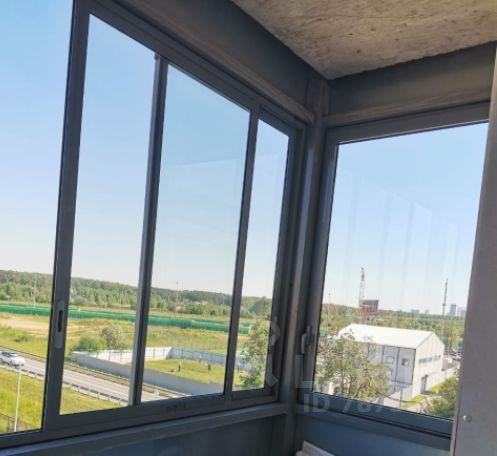 Аренда студии село Ромашково, Рублёвский проезд 40к5Г, цена 33000 рублей, 2021 год объявление №1409145 на megabaz.ru
