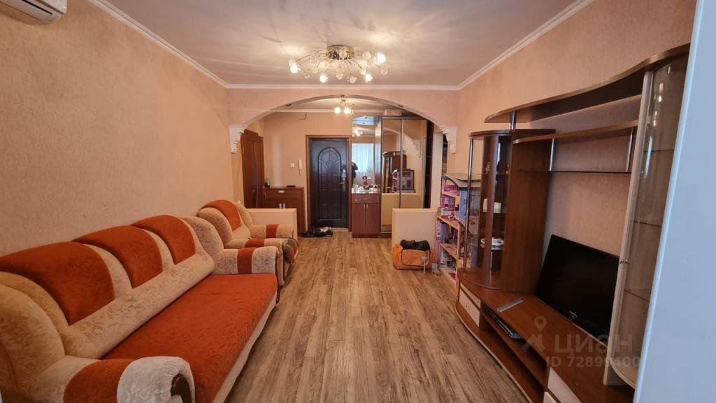 Аренда двухкомнатной квартиры поселок ВНИИССОК, улица Дружбы 1, цена 35000 рублей, 2021 год объявление №1384661 на megabaz.ru