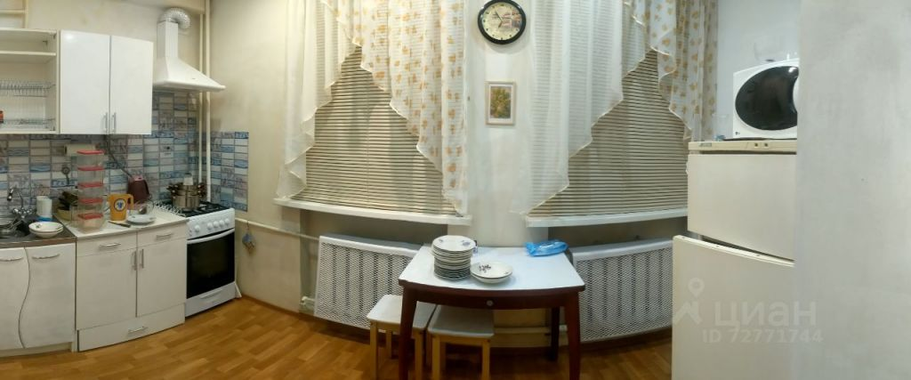 Продажа однокомнатной квартиры Электросталь, улица Карла Маркса 46, цена 2600000 рублей, 2021 год объявление №617430 на megabaz.ru