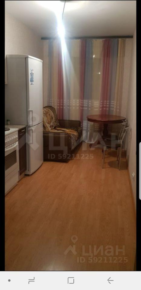 Аренда однокомнатной квартиры поселок Жилино-1, цена 21000 рублей, 2021 год объявление №1384680 на megabaz.ru