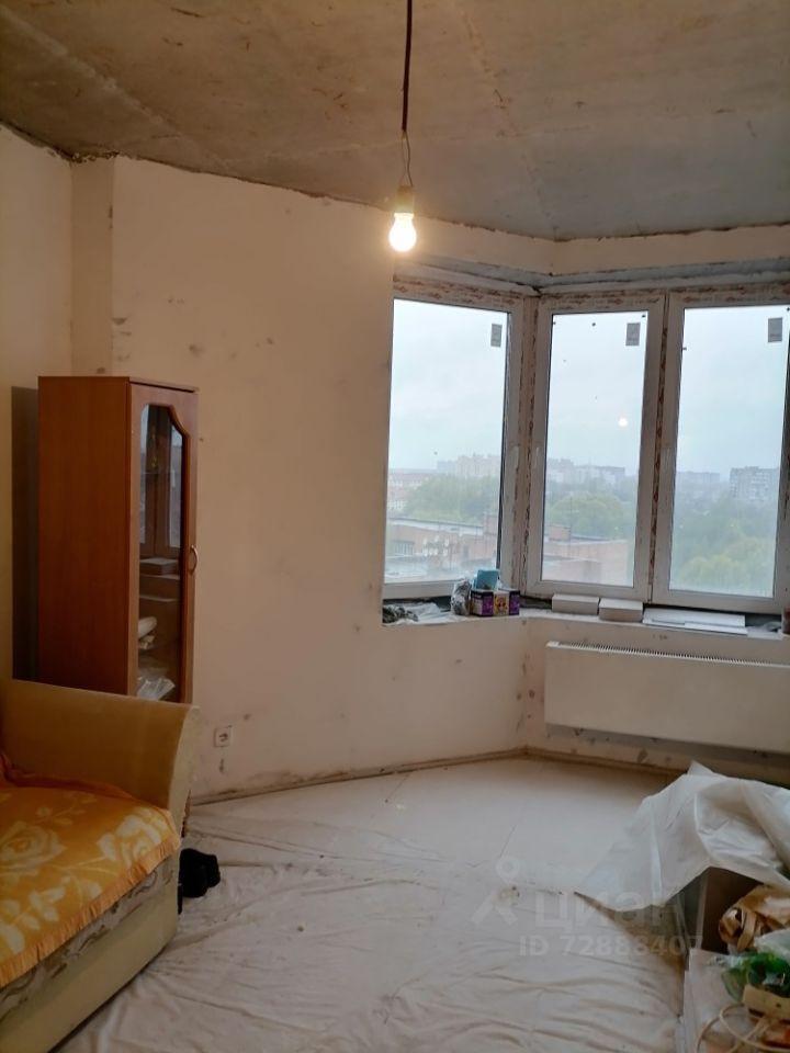 Продажа однокомнатной квартиры Подольск, Большая Серпуховская улица 5, цена 4900000 рублей, 2021 год объявление №618312 на megabaz.ru