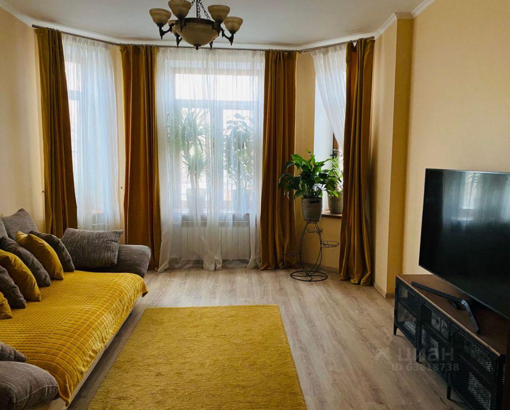 Продажа двухкомнатной квартиры Москва, метро Динамо, Беговая улица 15, цена 30000000 рублей, 2021 год объявление №618378 на megabaz.ru