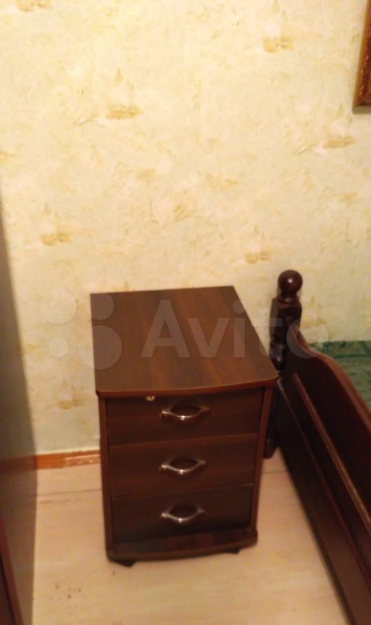 Аренда однокомнатной квартиры Пересвет, улица Строителей 10, цена 14000 рублей, 2021 год объявление №1441821 на megabaz.ru