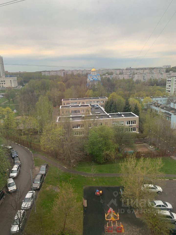 Продажа трёхкомнатной квартиры Москва, метро Ясенево, Литовский бульвар 11к5, цена 13400000 рублей, 2021 год объявление №611637 на megabaz.ru
