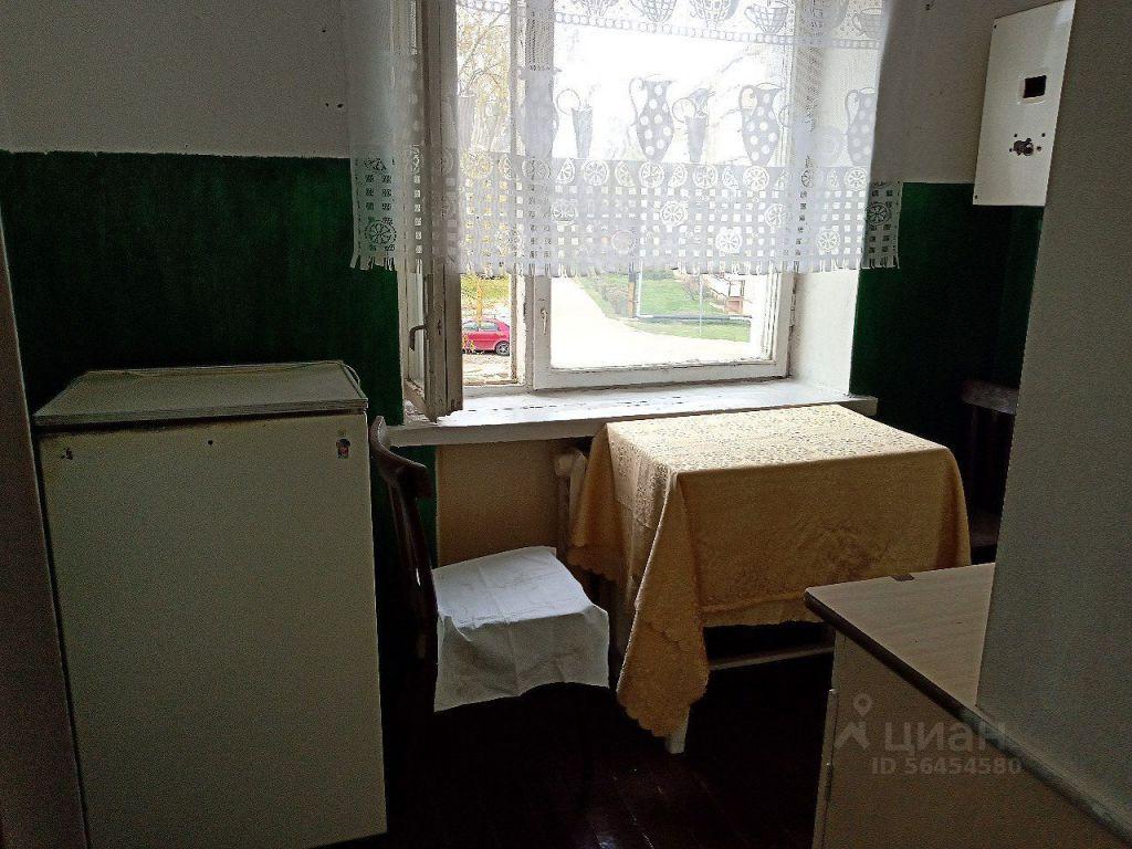 Продажа однокомнатной квартиры поселок Фруктовая, Вишнёвая улица 13, цена 900000 рублей, 2021 год объявление №615665 на megabaz.ru