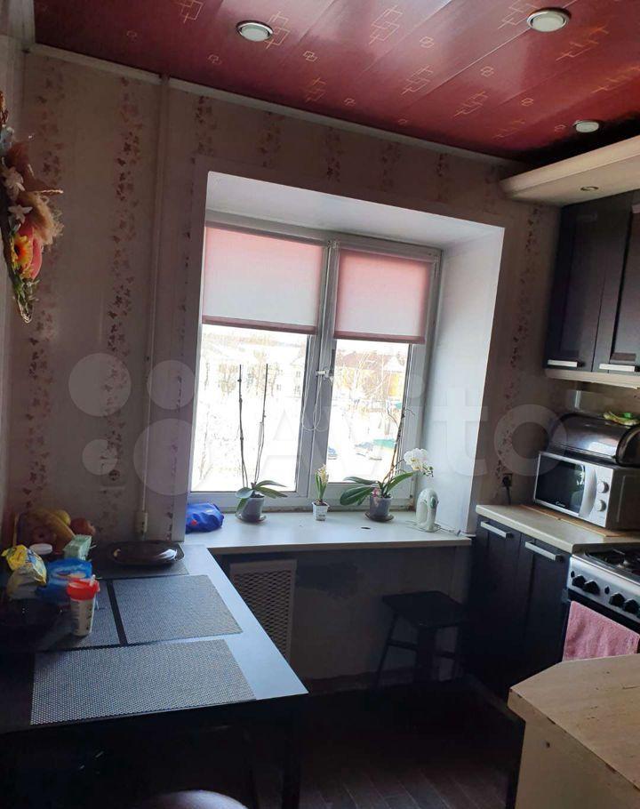 Продажа трёхкомнатной квартиры поселок Первомайский, цена 4500000 рублей, 2021 год объявление №585446 на megabaz.ru