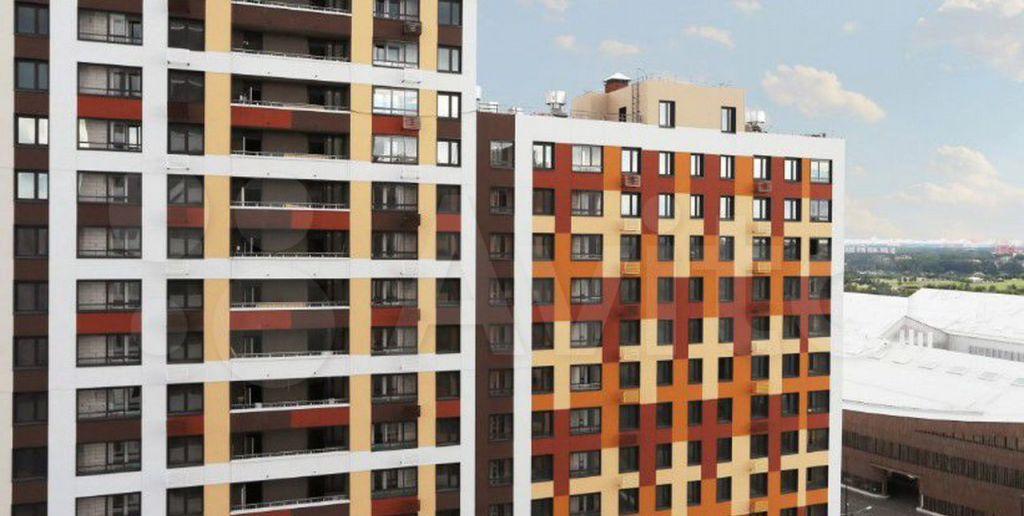 Продажа студии рабочий поселок Новоивановское, бульвар Эйнштейна 4, цена 3900000 рублей, 2021 год объявление №708093 на megabaz.ru