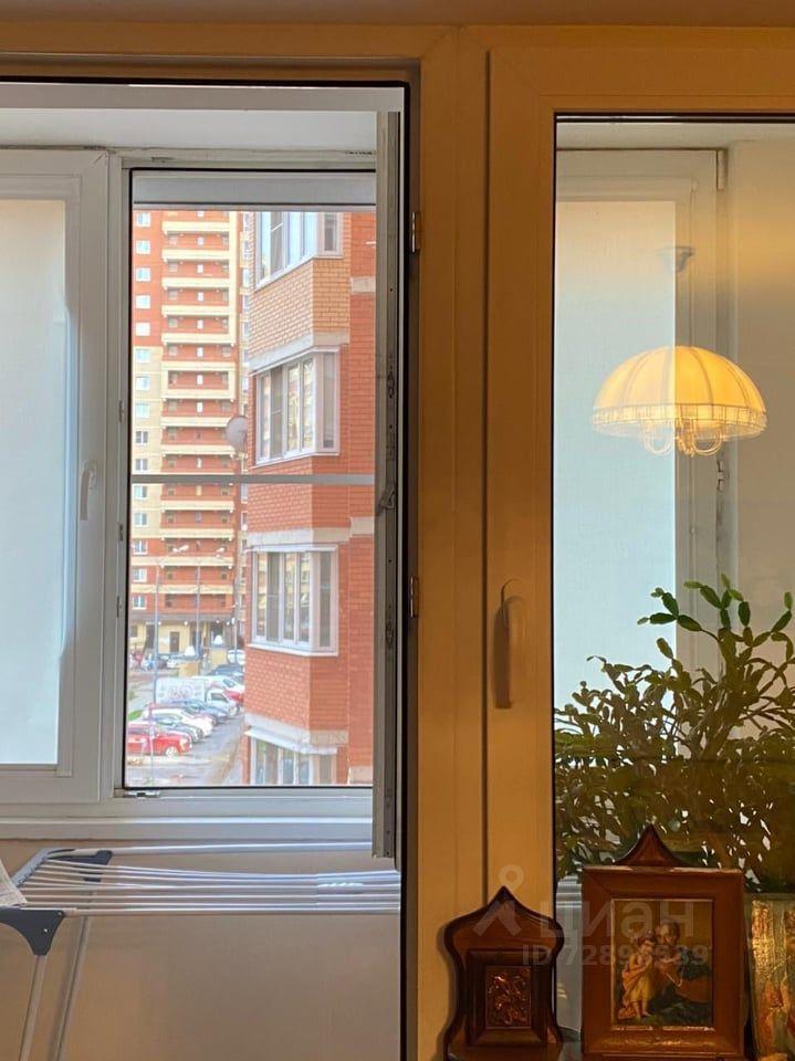 Продажа однокомнатной квартиры Домодедово, метро Домодедовская, Лунная улица 25, цена 6800000 рублей, 2021 год объявление №618106 на megabaz.ru