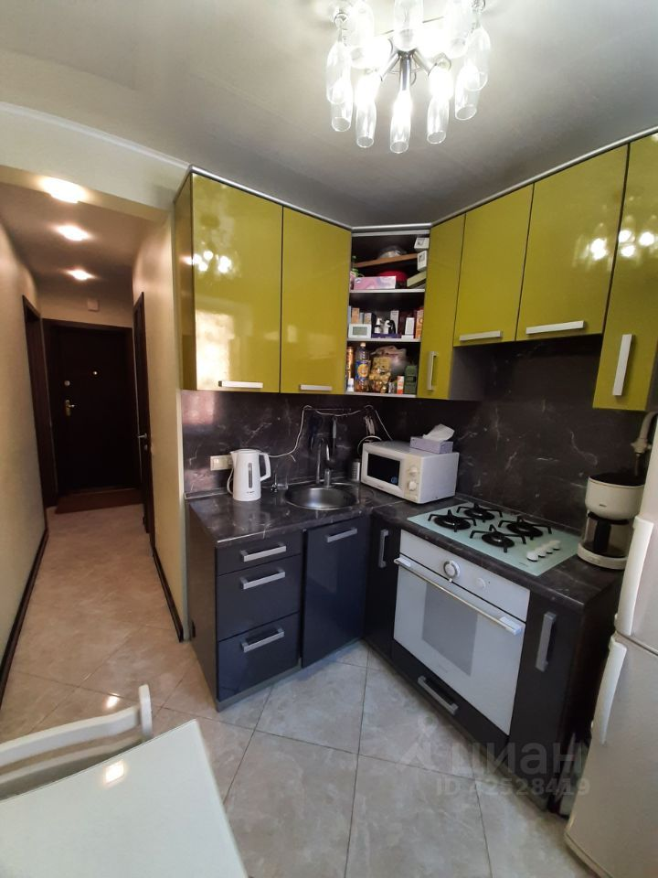 Продажа однокомнатной квартиры Подольск, Сосновая улица 10А, цена 5100000 рублей, 2021 год объявление №618599 на megabaz.ru