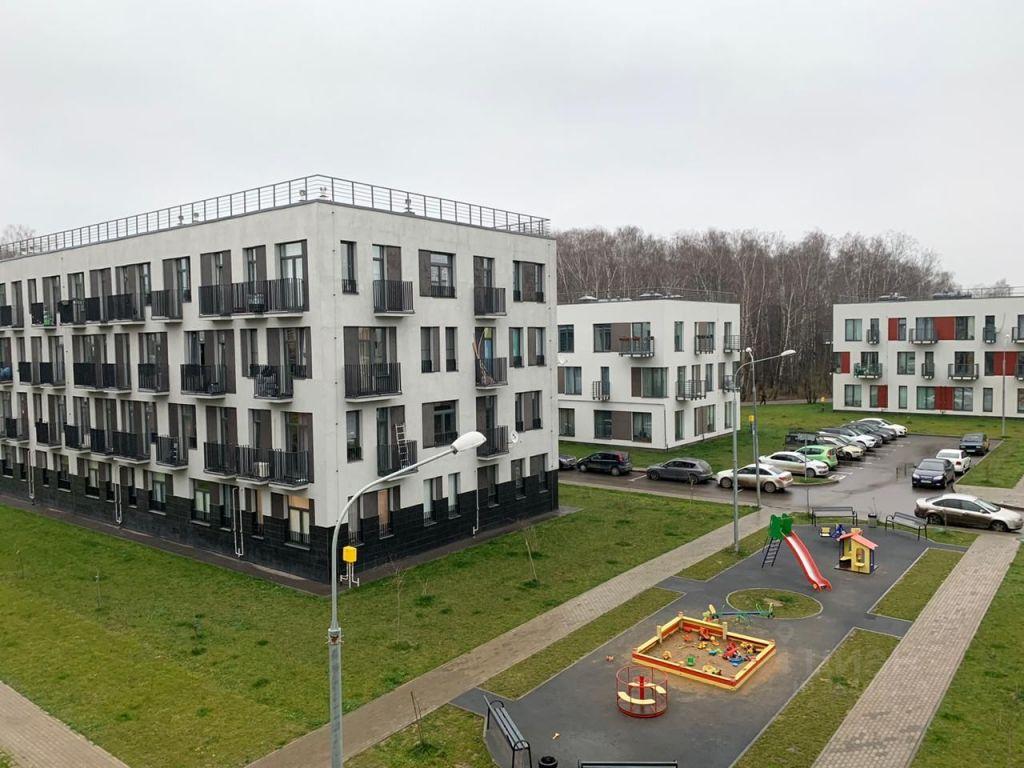 Аренда однокомнатной квартиры поселок Мещерино, метро Домодедовская, цена 22000 рублей, 2021 год объявление №1385042 на megabaz.ru