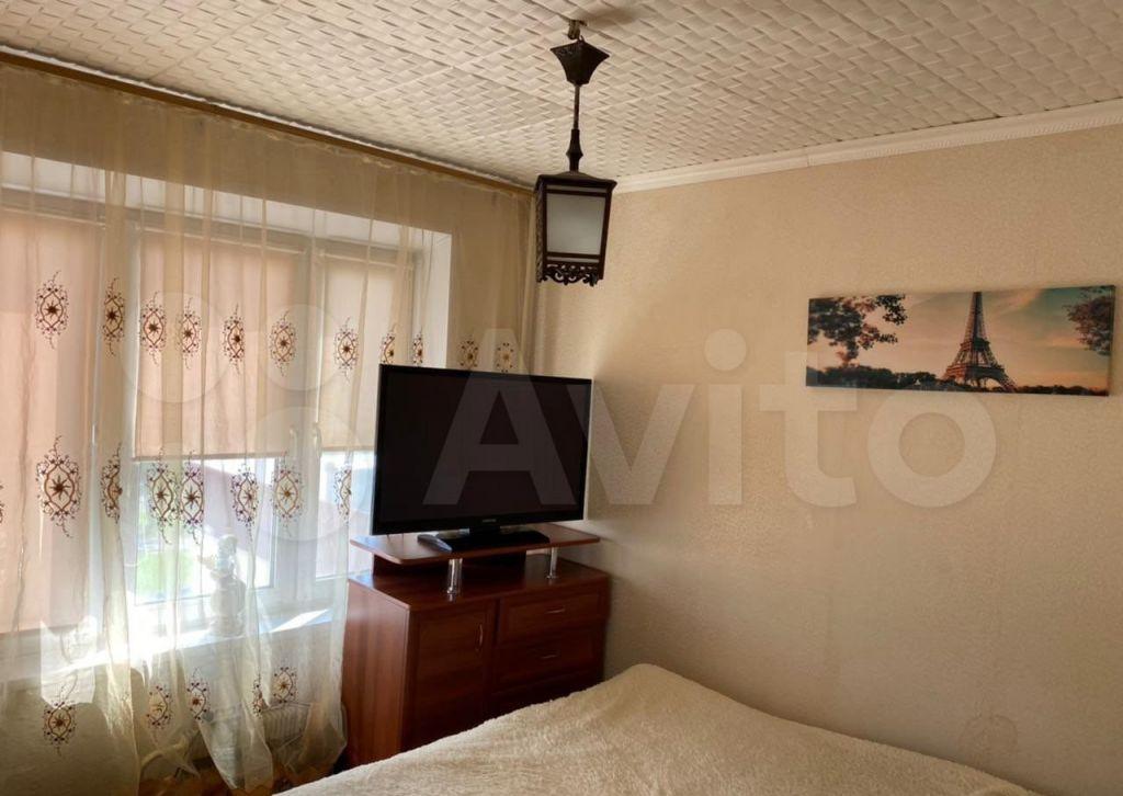 Аренда двухкомнатной квартиры Ликино-Дулёво, улица Калинина 9А, цена 14000 рублей, 2021 год объявление №1406477 на megabaz.ru